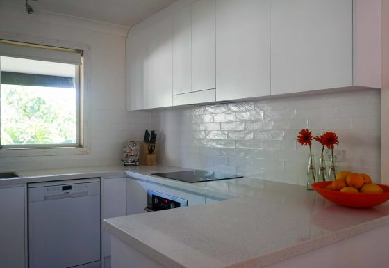 North Parramatta Finished Kitchen Photo 1